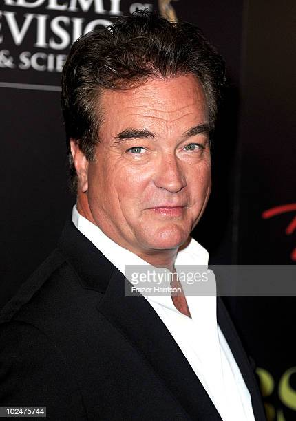 Actor John Callahan arrives at the 37th Annual Daytime Entertainment Emmy Awards held at the Las Vegas Hilton on June 27 2010 in Las Vegas Nevada