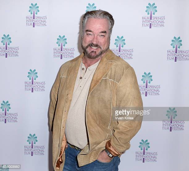 Actor John Callahan attends the World Premiere of 'Do It Or Die' at the 28th Annual Palm Springs International Film Festival on January 4 2017 in...