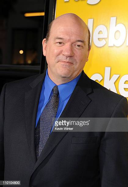 Actor John Carroll Lynch arrives at the premiere of Universal Pictures' 'Paul' held at Grauman's Chinese Theater on March 14 2011 in Hollywood...