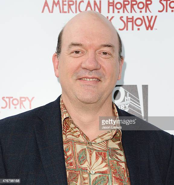 Actor John Carroll Lynch attends FX's 'American Horror Story Freakshow' FYC special screening and QA at Paramount Studios on June 11 2015 in Los...