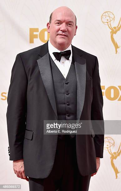 Actor John Carroll Lynch attends the 67th Emmy Awards at Microsoft Theater on September 20 2015 in Los Angeles California 25720_001
