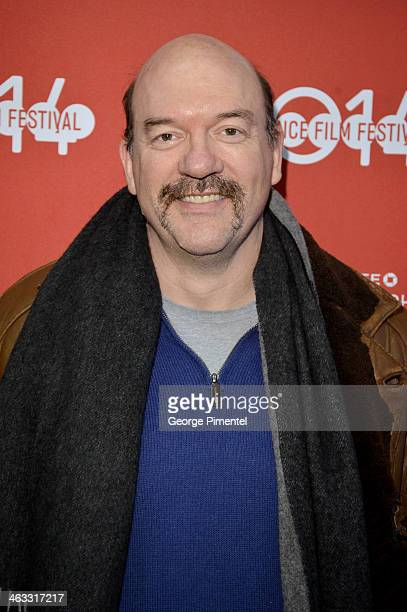 Actor John Carroll Lynch attends the 'Camp XRay' premiere at Eccles Center Theatre during the 2014 Sundance Film Festival on January 17 2014 in Park...