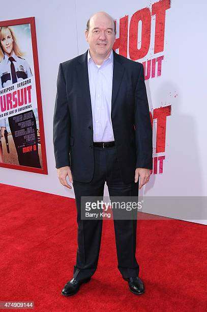 Actor John Carroll Lynch attends the premiere of 'Hot Pursuit' at TCL Chinese Theatre on April 30 2015 in Hollywood California