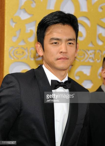 Actor John Cho arrives at the 15th Annual Critics' Choice Movie Awards held at the Hollywood Palladium on January 15 2010 in Hollywood California