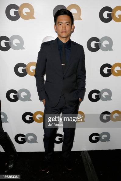 Actor John Cho arrives at the GQ Men of the Year Party at Chateau Marmont on November 13 2012 in Los Angeles California