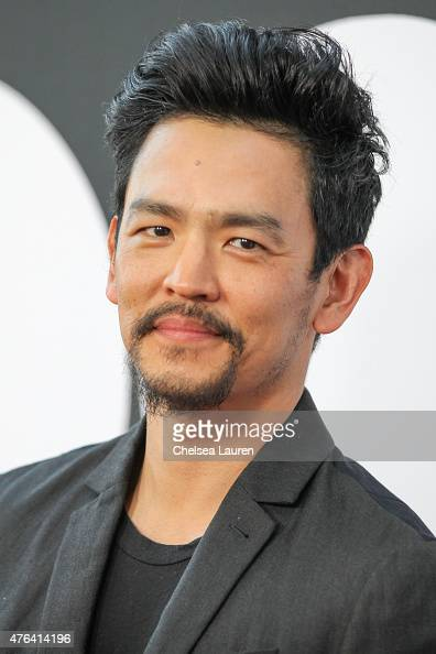 Actor John Cho arrives at the Los Angeles Film Festival premiere of 'Dope' at Regal Cinemas LA Live on June 8 2015 in Los Angeles California