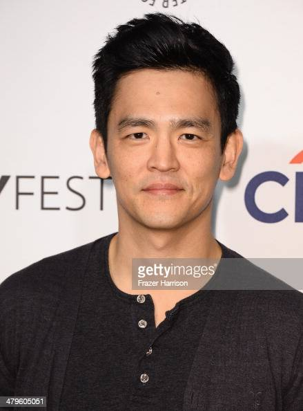 Actor John Cho arrives at The Paley Center for Media's PaleyFest 2014 Honoring 'Sleepy Hollow' at Dolby Theatre on March 19 2014 in Hollywood...