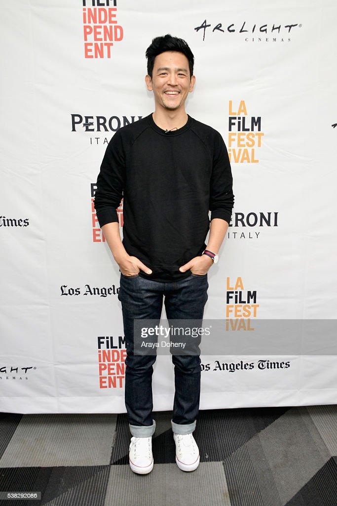2016 Los Angeles Film Festival - Coffee Talk: Actors