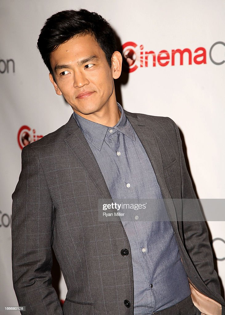Actor <a gi-track='captionPersonalityLinkClicked' href=/galleries/search?phrase=John+Cho&family=editorial&specificpeople=206258 ng-click='$event.stopPropagation()'>John Cho</a> attends the CinemaCon 2013 Off and Running: Gala Opening Night Presentation by Paramount Pictures at Caesars Palace during CinemaCon, the official convention of the National Association of Theatre Owners, on April 15, 2013 in Las Vegas, Nevada.