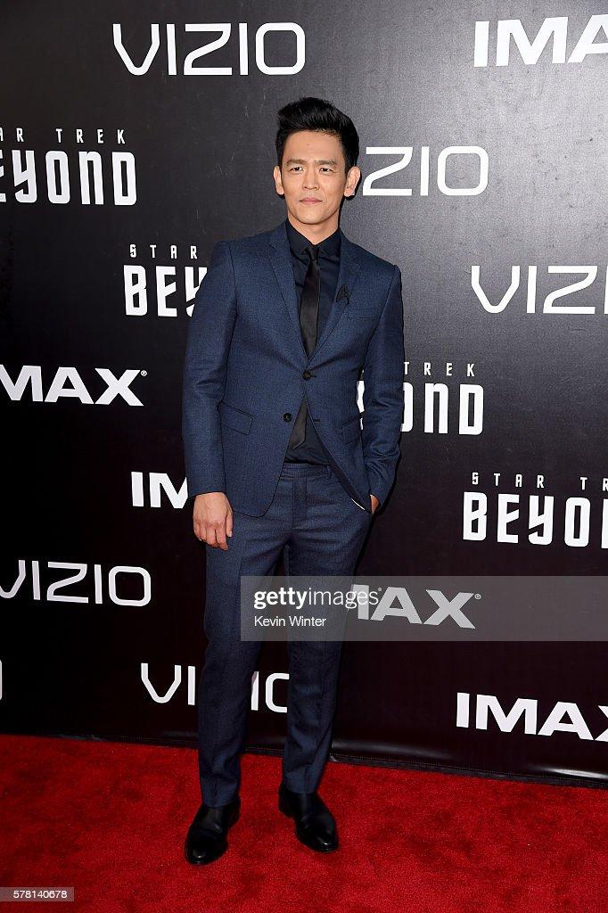 "Premiere Of Paramount Pictures' ""Star Trek Beyond"" - Arrivals"