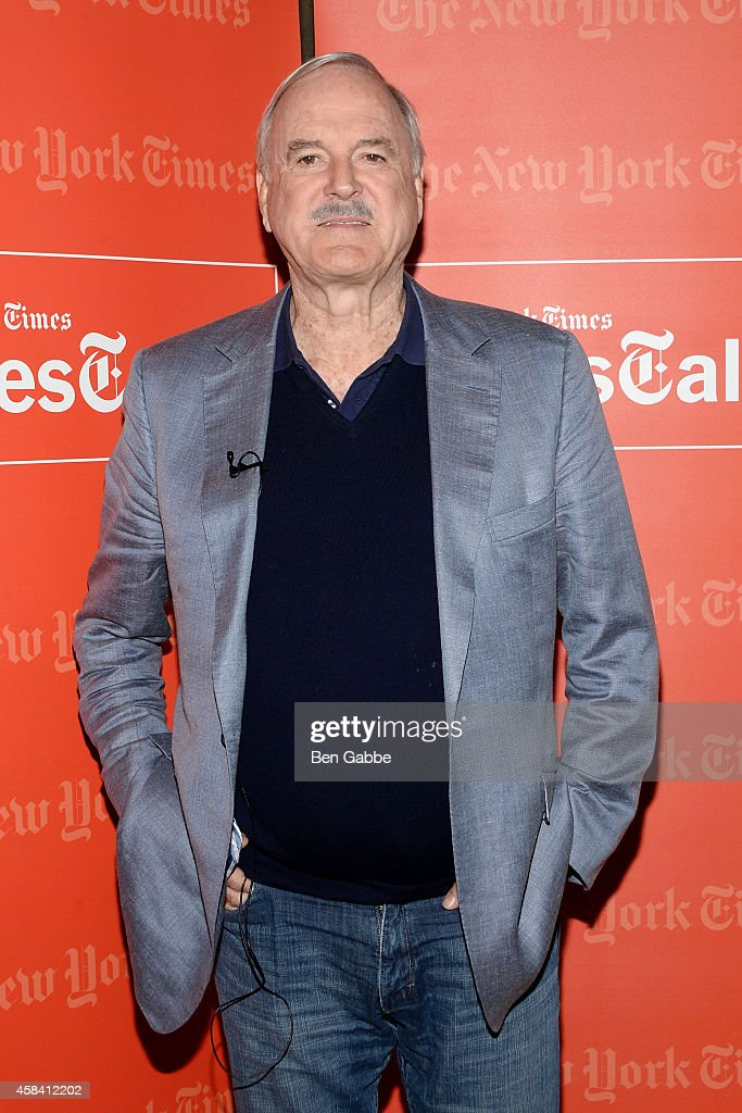 TimesTalks Presents: An Evening With John Cleese