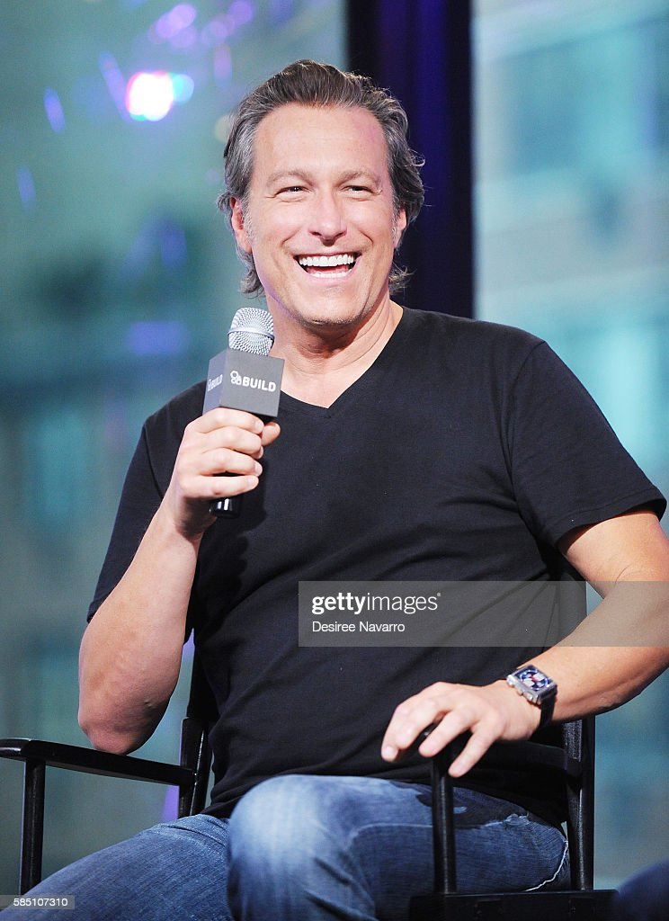 "AOL Build Speaker Series - John Corbett, ""Sex&Drugs&Rock&Roll"""