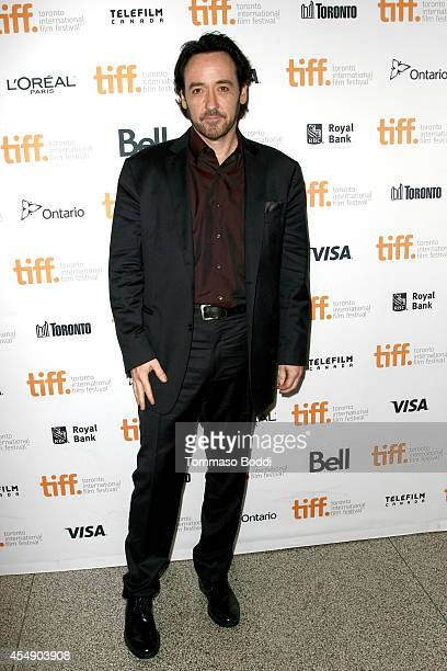 Actor John Cusack attends the 'Love Mercy' premiere during the 2014 Toronto International Film Festival at The Elgin on September 7 2014 in Toronto...