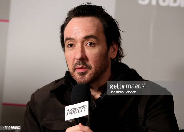 Actor John Cusack attends the Variety Studio presented by Moroccanoil at Holt Renfrew during the 2014 Toronto International Film Festival on...