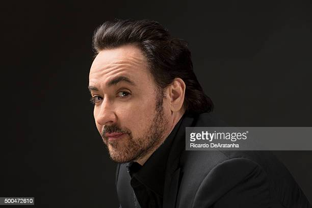 Actor John Cusack is photographed for Los Angeles Times on November 16 2015 in Los Angeles California PUBLISHED IMAGE CREDIT MUST READ Ricardo...