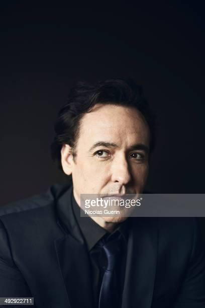 Actor John Cusack poses during a portrait session during the 67th Annual Cannes Film Festival on May 21 2014 in Cannes France