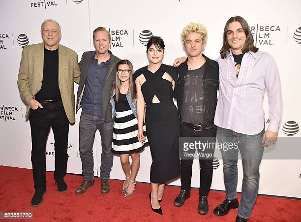 Actor John Doman Director Lee Kirk actress Madisyn Shipman actress Selma Blair cast member recording artist Billie Joe Armstrong and actor Lucas...