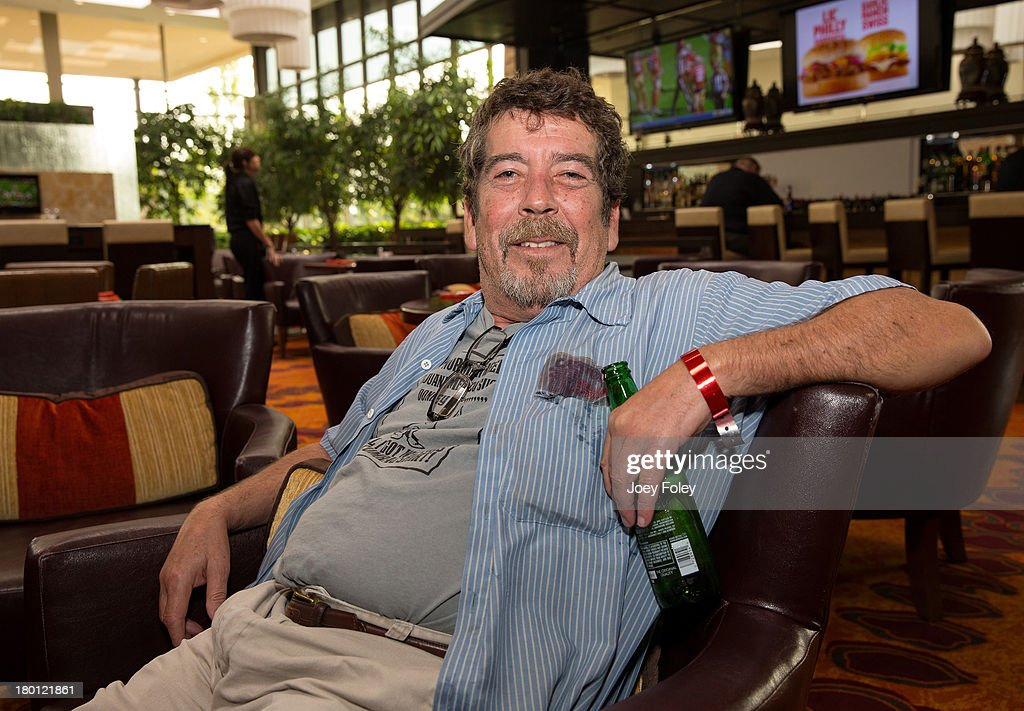 Actor John Dugan attends Horrorhound Weekend at Marriott Indianapolis on September 8, 2013 in Indianapolis, Indiana.