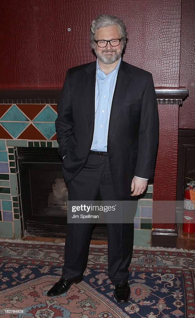 Actor John Ellison attends 'The Madrid' Opening Night at Red Eye Grill on February 26, 2013 in New York City.