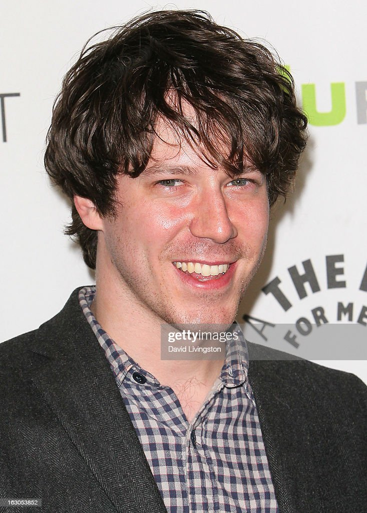 Actor John Gallagher Jr. attends The Paley Center For Media's PaleyFest 2013 honoring 'The Newsroom' at the Saban Theatre on March 3, 2013 in Beverly Hills, California.