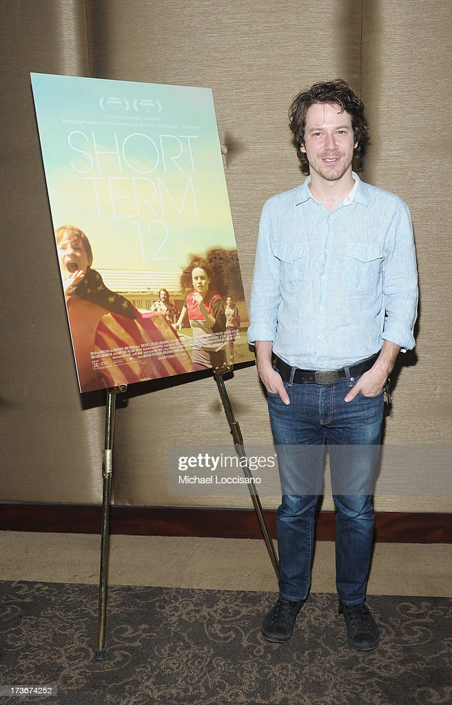 Actor John Gallagher Jr. attends the 'Short Term 12' New York special screening at Dolby 88 Theater on July 16, 2013 in New York City.