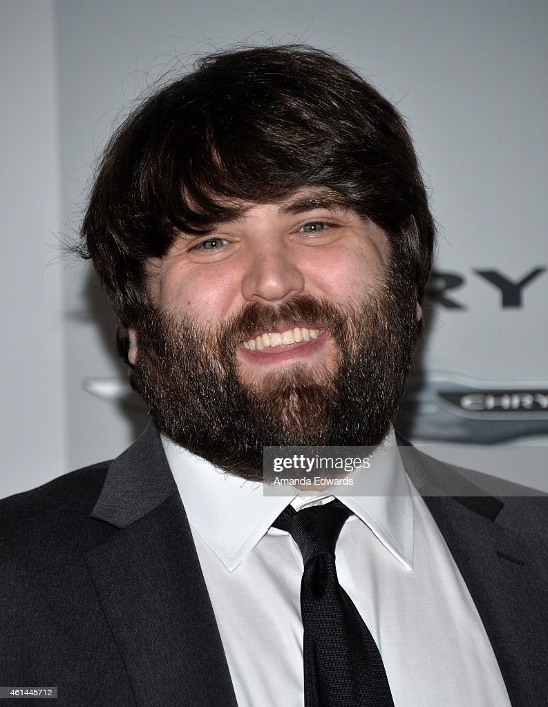 Actor John Gemberling arrives at NBCUniversal's 72nd Annual Golden Globes After Party at The Beverly Hilton Hotel on January 11, 2015 in Beverly Hills, California.