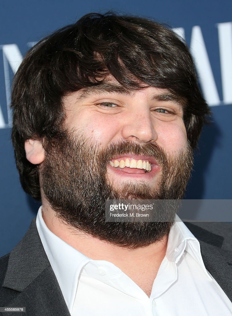 Actor John Gemberling attends NBC & Vanity Fair's 2014-2015 TV Season Event at HYDE Sunset: Kitchen + Cocktails on September 16, 2014 in West Hollywood, California.