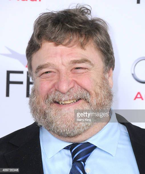Actor John Goodman arrives at the AFI FEST 2014 presented by Audi 'The Gambler' premiere held at Dolby Theatre on November 10 2014 in Hollywood...