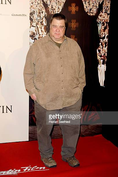 Actor John Goodman attends the photocall of 'Pope Joan' at Hotel Ritz Carlton on October 19 2009 in Berlin Germany