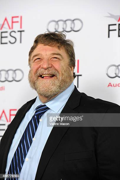 Actor John Goodman attends the screening of 'The Gambler' during the AFI FEST 2014 presented by Audi at Dolby Theatre on November 10 2014 in...