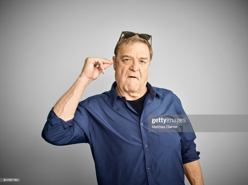 Actor John Goodman from 'Kong: Skull Island' is photographed for Entertainment Weekly Magazine on July 23, 2016 at Comic Con in the Hard Rock Hotel in San Diego, California.