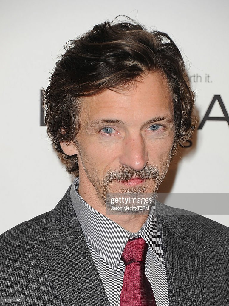 Actor <a gi-track='captionPersonalityLinkClicked' href=/galleries/search?phrase=John+Hawkes+-+Actor&family=editorial&specificpeople=224944 ng-click='$event.stopPropagation()'>John Hawkes</a> arrives at ELLE's 18th Annual Women in Hollywood Tribute held at the Four Seasons Hotel on October 17, 2011 in Los Angeles, California.