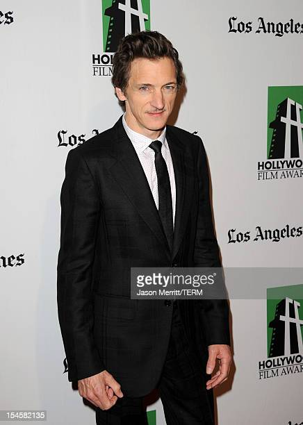 Actor John Hawkes arrives at the 16th Annual Hollywood Film Awards Gala presented by The Los Angeles Times held at The Beverly Hilton Hotel on...