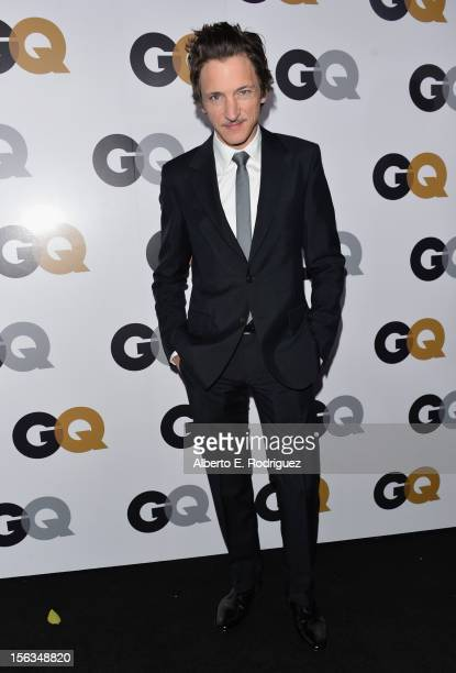 Actor John Hawkes arrives at the GQ Men of the Year Party at Chateau Marmont on November 13 2012 in Los Angeles California
