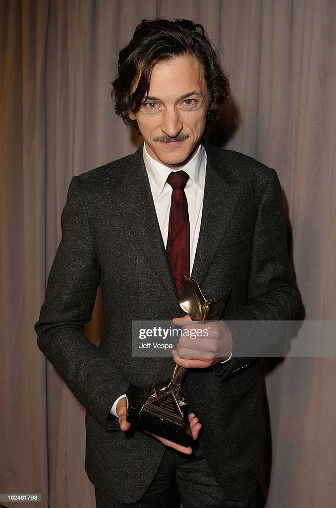 Actor <a gi-track='captionPersonalityLinkClicked' href=/galleries/search?phrase=John+Hawkes+-+Actor&family=editorial&specificpeople=224944 ng-click='$event.stopPropagation()'>John Hawkes</a> attends the 2013 Film Independent Spirit Awards at Santa Monica Beach on February 23, 2013 in Santa Monica, California.