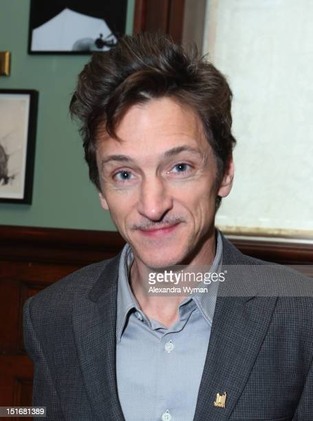 Actor John Hawkes attends the Grey Goose Vodka Party for 'The Sessions' at Soho House Toronto on September 9 2012 in Toronto Canada