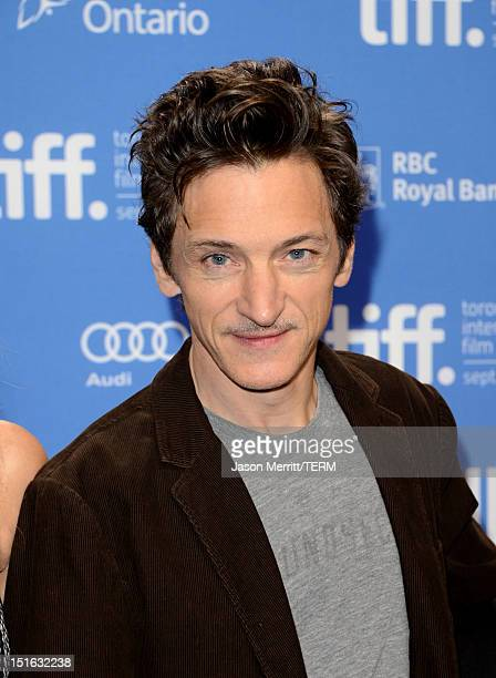Actor John Hawkes attends 'The Sessions' Photo Call during the 2012 Toronto International Film Festival at TIFF Bell Lightbox on September 9 2012 in...