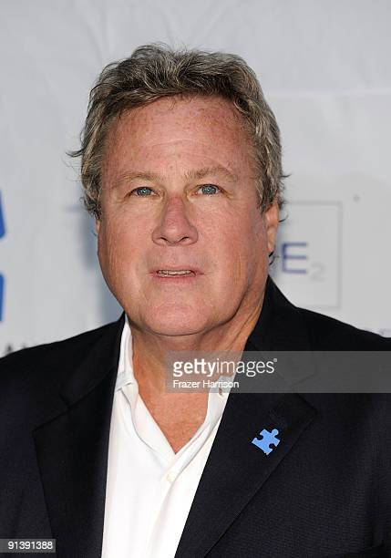 Actor John Heard arrives at the 7th Annual Acts Of Love Autism Speaks� Benefit on October 3 2009 at the Santa Monica College Eli and Edythe Broad...