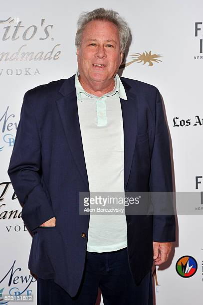 Actor John Heard attends the 17th annual Newport Beach Film Festival opening night premiere of 'After The Reality' at Lido Live Theater on April 21...