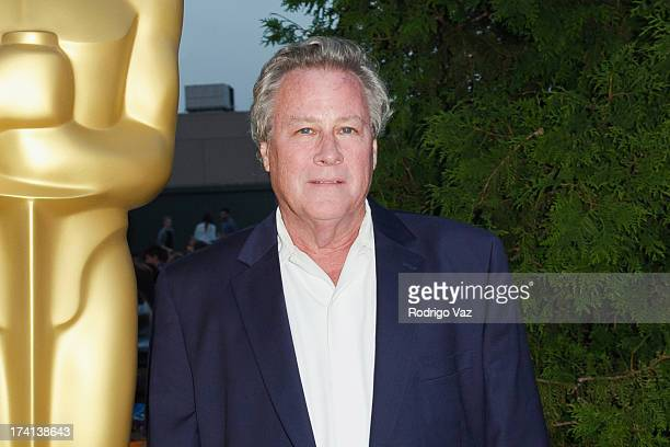 Actor John Heard attends The Academy of Motion Picture Arts and Sciences' Oscars Outdoors screening of 'Big' at Oscars Outdoors on July 20 2013 in...