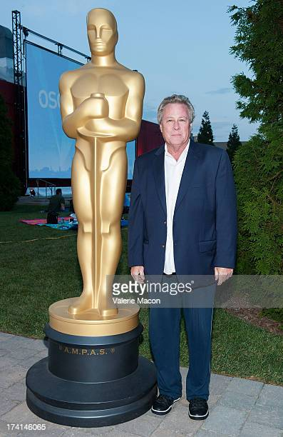 Actor John Heard attends The Academy Of Motion Picture Arts And Sciences' Oscars Outdoors Screening Of 'Big' on July 20 2013 in Hollywood California