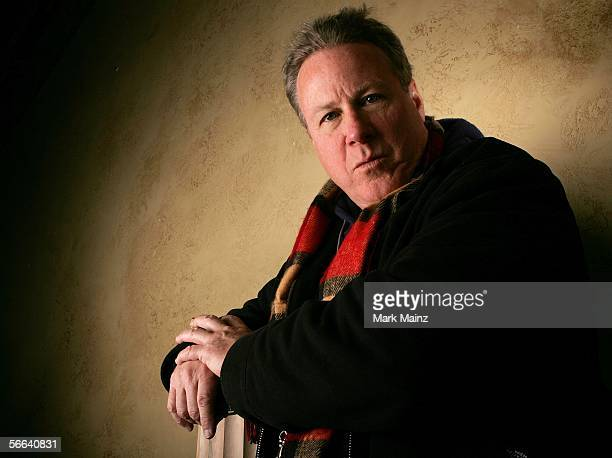 Actor John Heard poses for a portrait at the Getty Images Portrait Studio during the 2006 Sundance Film Festival on January 20 2006 in Park City Utah