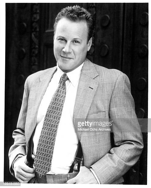 Actor John Heard poses for a portrait in circa 1995