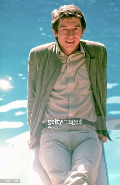 Actor John Hurt 1986