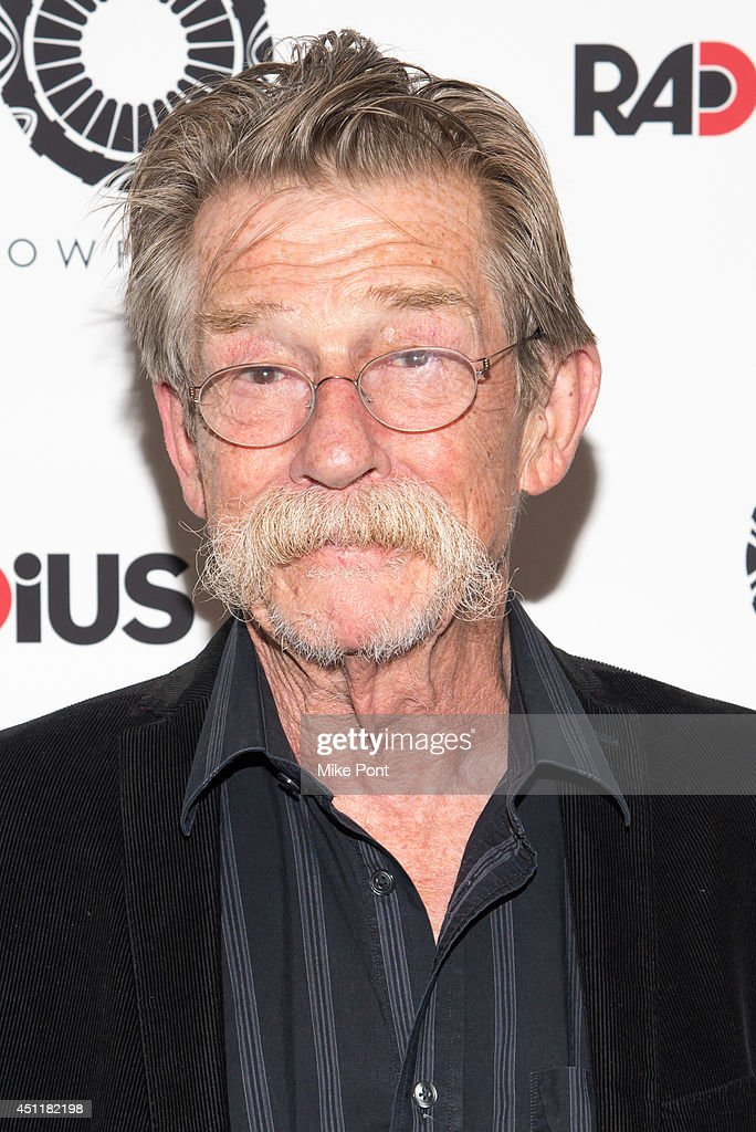 Actor John Hurt attends the 'Snowpiercer' premiere at The Museum of Modern Art on June 24, 2014 in New York City.