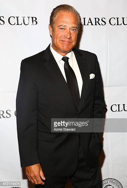 Actor John James attends Friars Club Salute To Joan Collins at The Friars Club on May 4 2015 in New York City
