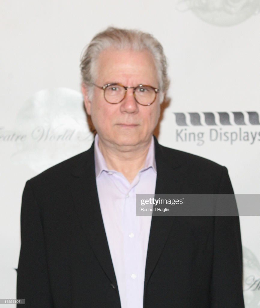 Actor <a gi-track='captionPersonalityLinkClicked' href=/galleries/search?phrase=John+Larroquette&family=editorial&specificpeople=878487 ng-click='$event.stopPropagation()'>John Larroquette</a> attends the 67th annual Theatre World Awards Ceremony at the August Wilson Theatre on June 7, 2011 in New York City.