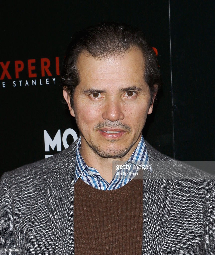 Actor <a gi-track='captionPersonalityLinkClicked' href=/galleries/search?phrase=John+Leguizamo&family=editorial&specificpeople=167163 ng-click='$event.stopPropagation()'>John Leguizamo</a> attends Montblanc & The Cinema Society host a party for The New York Film Festival premiere of Magnolia Pictures' 'Experimenter' at PH-D Terrace at Dream Midtown on October 6, 2015 in New York City.