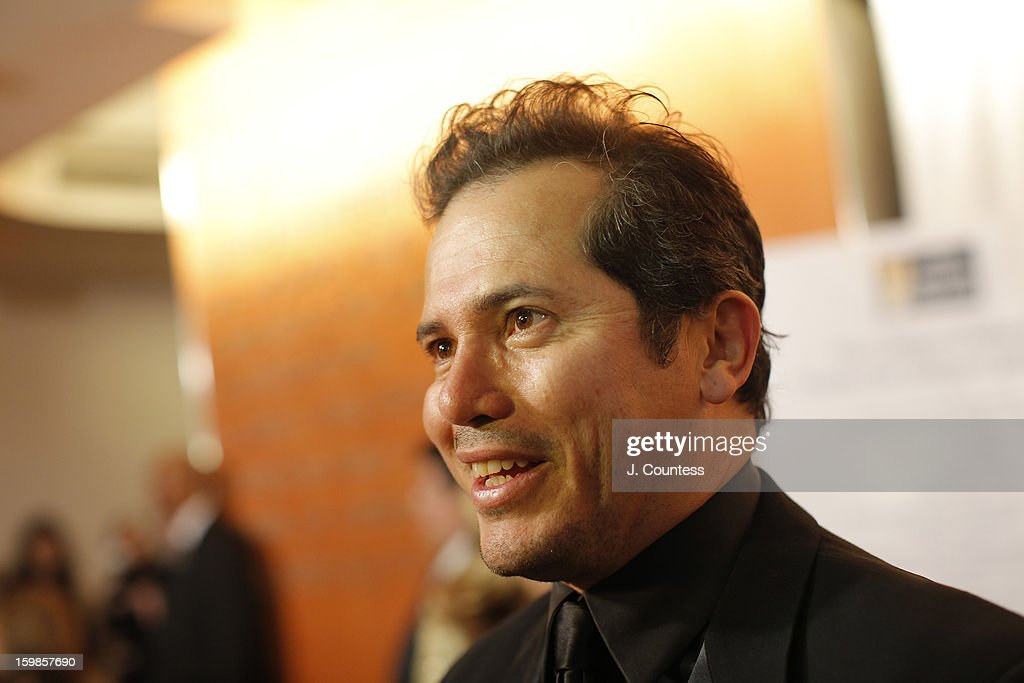 Actor John Leguizamo attends The Creative Coalition's 2013 Inaugural Ball at the Harman Center for the Arts on January 21, 2013 in Washington, United States.