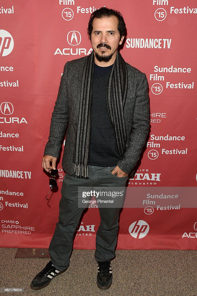 Actor <a gi-track='captionPersonalityLinkClicked' href=/galleries/search?phrase=John+Leguizamo&family=editorial&specificpeople=167163 ng-click='$event.stopPropagation()'>John Leguizamo</a> attends the 'Experimenter' Premiere during the 2015 Sundance Film Festival at the Eccles Center Theatre on January 25, 2015 in Park City, Utah.